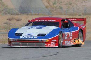 Steve Millen 1994 12 Hours of Sebring winning Nissan 300ZX