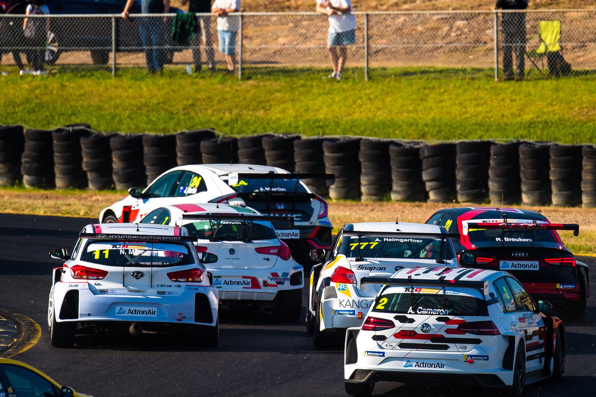 2019 TCR Australia Series Round 1, Sydney Motorsport